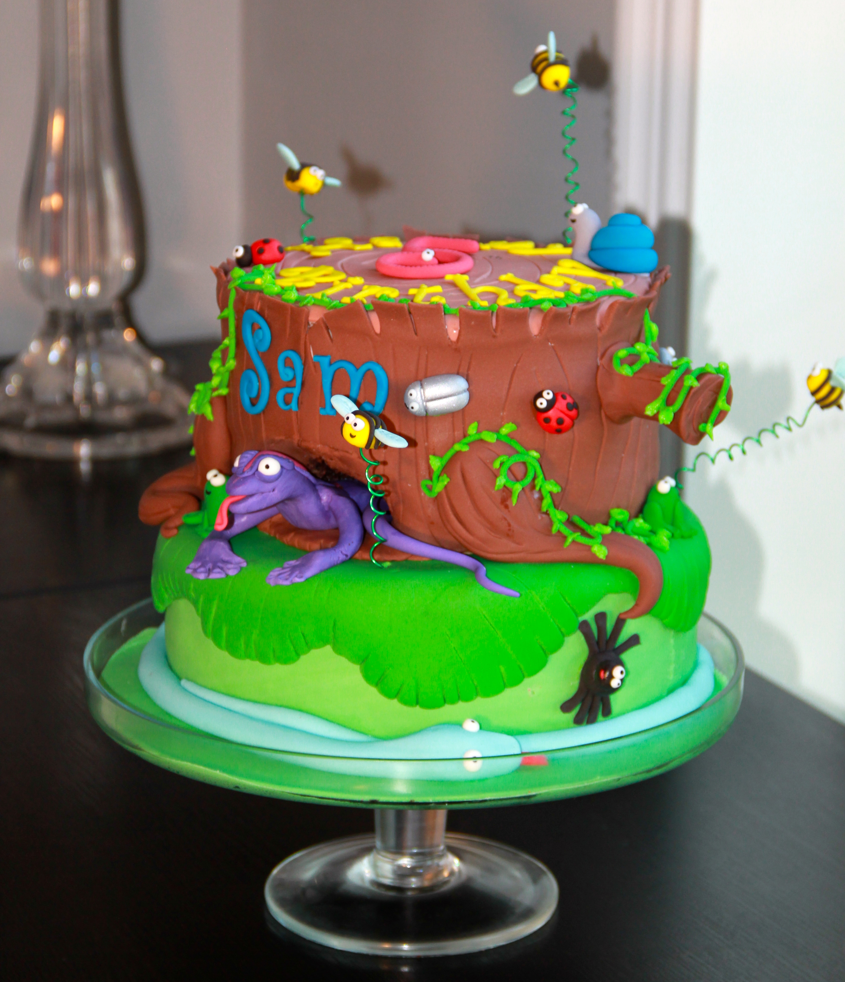 tres leches cake pig cake cake in a mug creepy crawly cake for my son ...