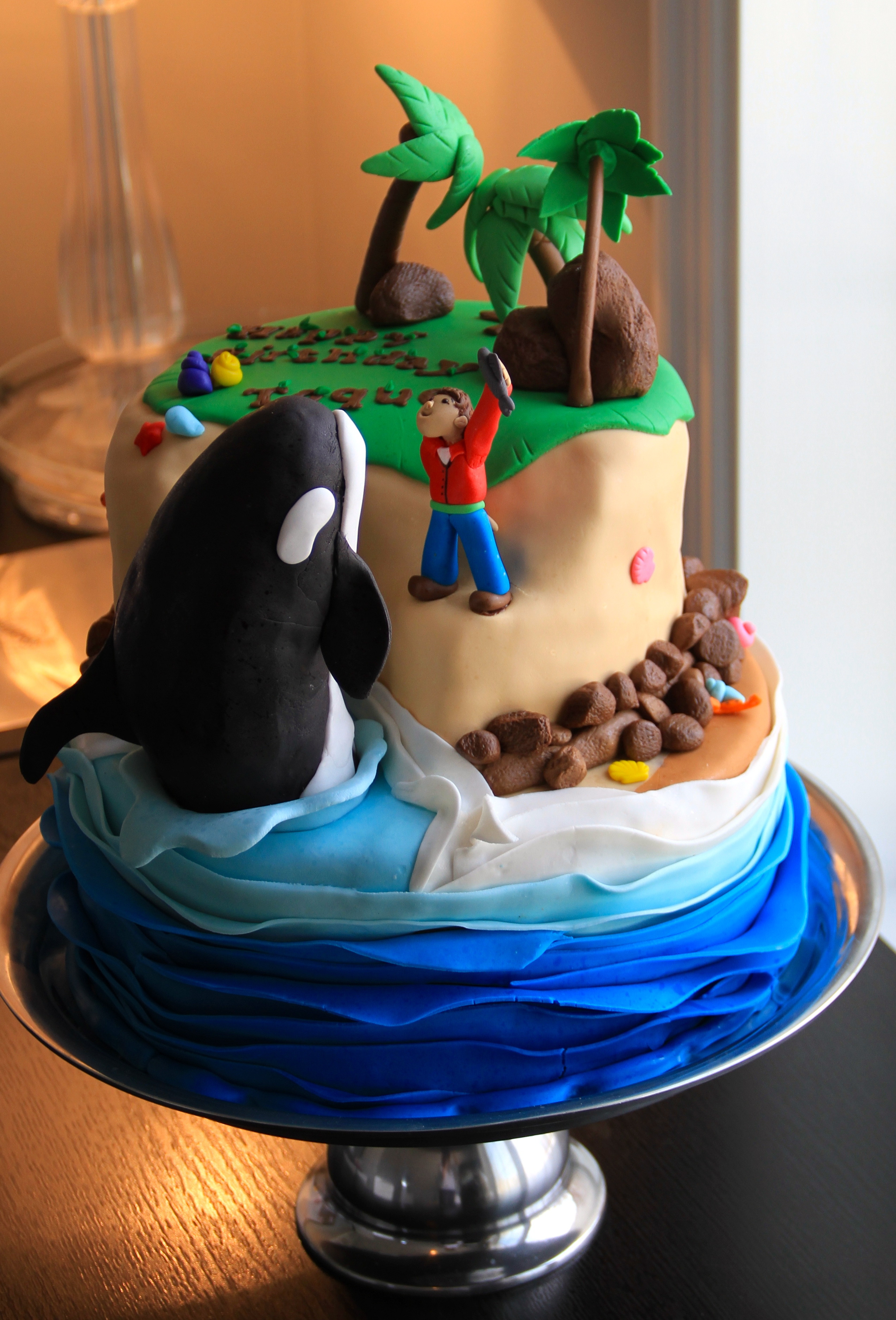 Whale Cakes Cake Ideas And Designs